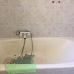 לפני הלבשת אמבטיה